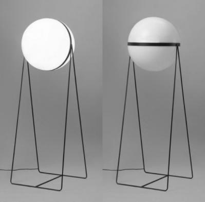 Stevan Djurovic's Luna Lamp